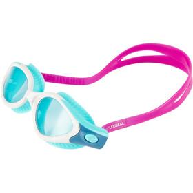 speedo Futura Biofuse Flexiseal Lunettes de protection Femme, diva/white/peppermint